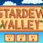 Stardew Valley(スターデューバレー)田舎の牧場生活に癒されます