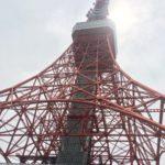 東京タワー(TokyoTower)を久しぶりに観光しました