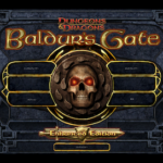 Baldur's Gate EE(バルダーズ・ゲートEE)攻略記(その1)