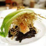 「 スパゲッティ・ネーロ・ディ・セッピア(イカスミパスタ)」レトルト食べ比べ!