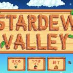 Stardew Valley(スターデューバレー)攻略記(その1)脱サラで田舎生活をスタート!